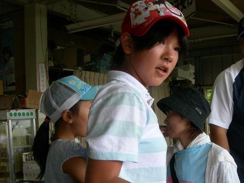 2006.8.26  松川、奥村農園