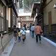 奈良井の通りへ