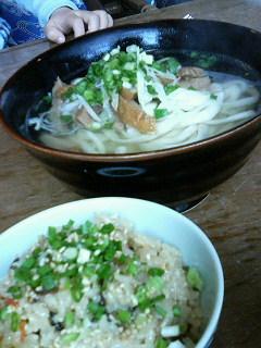 沖縄昼ご飯
