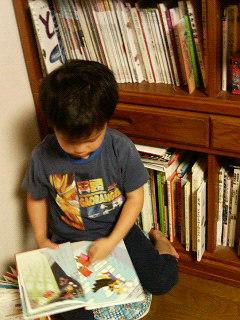 寝る前の読書
