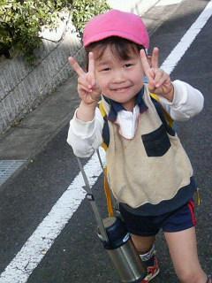 遠足だよ(^^)v