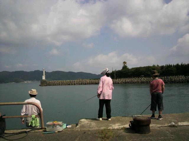 和歌山、海釣り